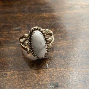 Jewelry - Howlite Ring
